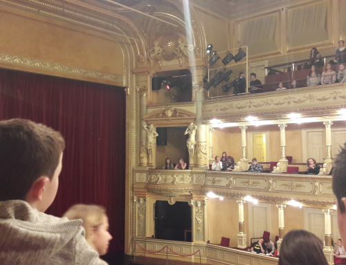 Ogledali smo si Nabucco