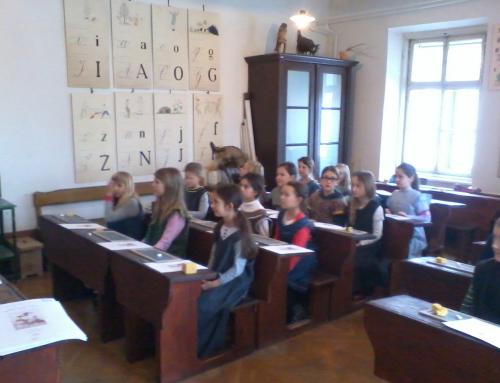 Slovenski šolski muzej, 7. 2. 2018, 3. razred