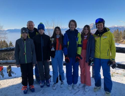 Tekmovanje v alpskem smučanju