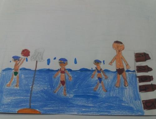 Plavalni tečaj drugih razredov