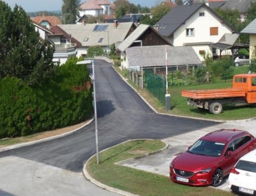 Imamo nov asfalt, pod njim pa…
