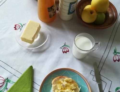 TD – Dan slovenske hrane in Tradicionalni slovenski zajtrk