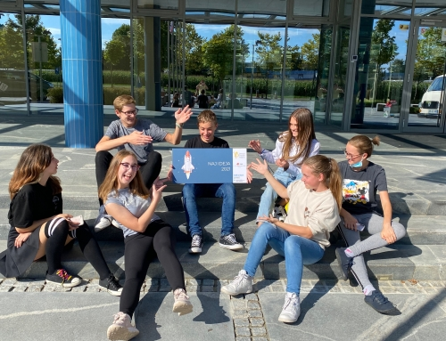 Startup vikend za dijake GFP in učence OŠ