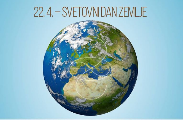 22. april – Svetovni dan zemlje