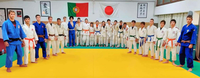 Prijateljevanje z Judo club de Portimao iz Portugalske