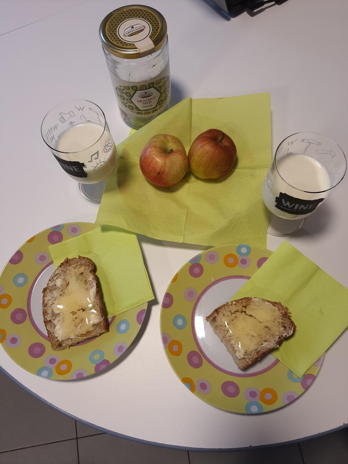 10. slovenski tradicionalni zajtrk